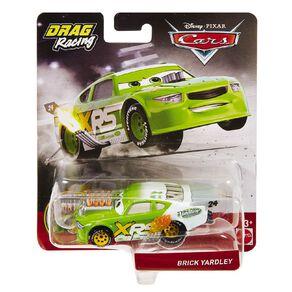 Disney Cars Drag Racers Character Car Assortment Assorted