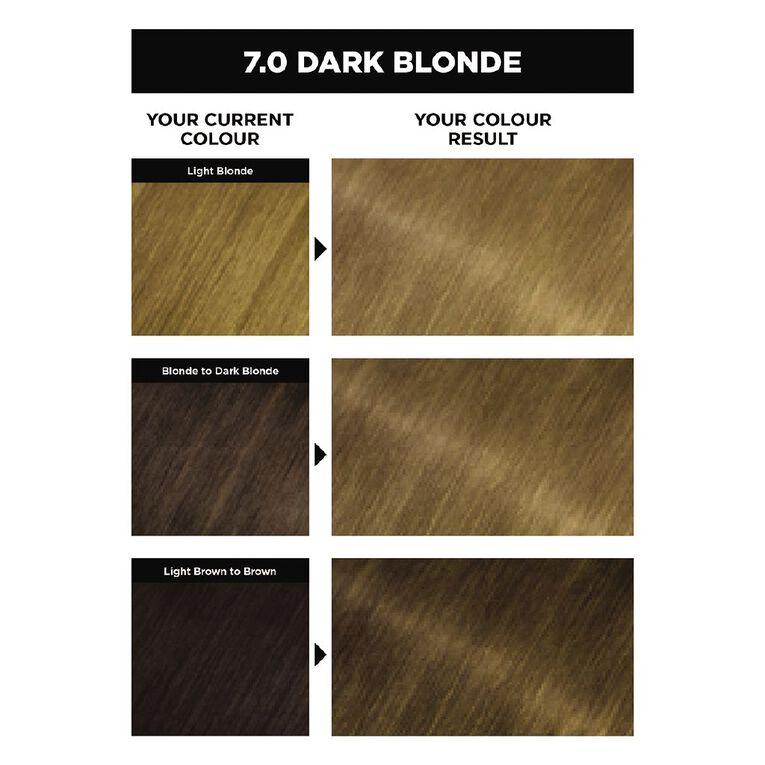 Garnier Olia Hairdye 7.0 Dark Blonde, , hi-res
