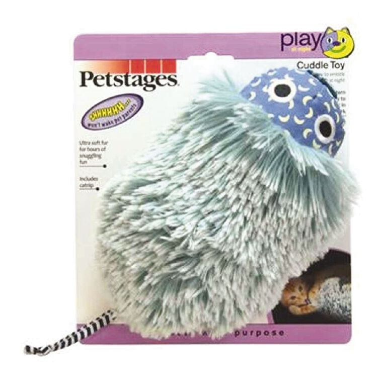 Petstages Night Time Cuddle Toy, , hi-res
