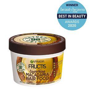 Garnier Fructis Hair Food Macadamia 390ml
