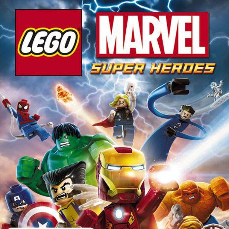 PS4 LEGO Marvel Super Heroes, , hi-res