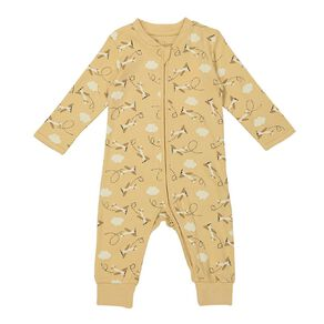Young Original Baby Zip Footless All In One