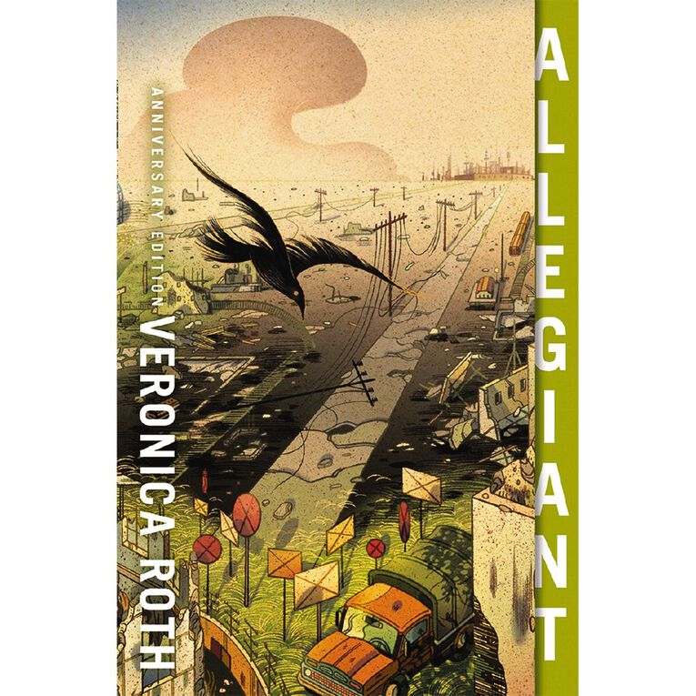 Allegiant: 10th Anniversary Ed by Veronica Roth, , hi-res