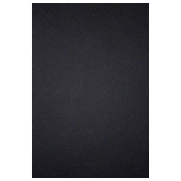Kaskad Specialty Board 225gsm Raven Black A3, , hi-res