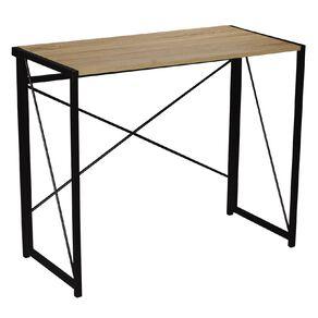 Workspace Folding Desk Oak