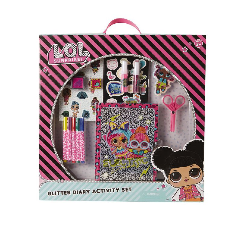 LOL Surprise Art Glitter Diary, , hi-res