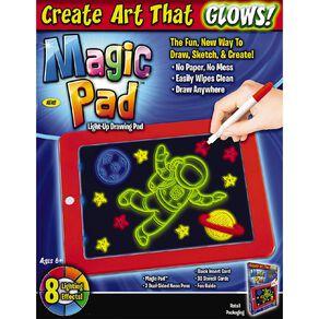 Art Magic Pad Light-Up Drawing Pad