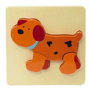 Play Studio Wooden Puzzle Assorted