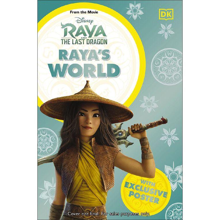 Disney: Raya and the Last Dragon Raya's World, , hi-res image number null