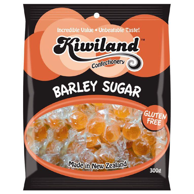 Kiwiland Barley Sugar Flavour Boiled Sweets, , hi-res