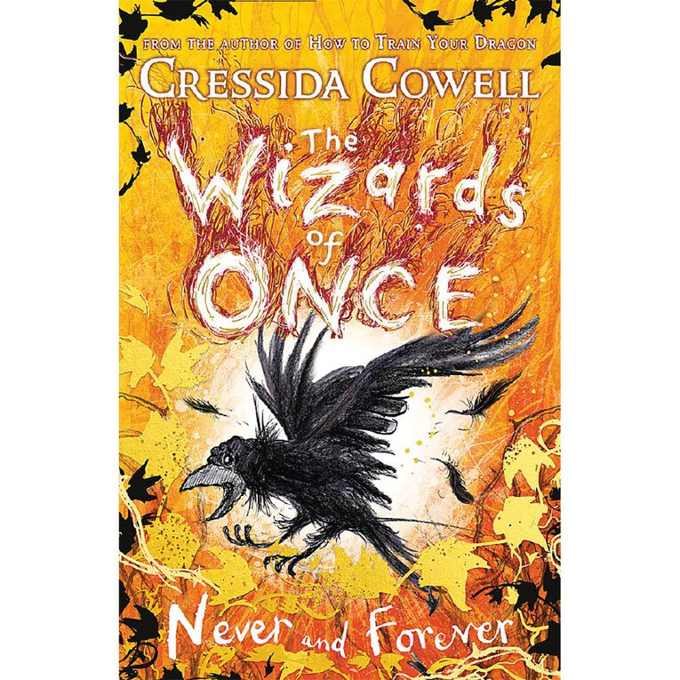 Wizards of Once #4 Never and Forever by Cressida Cowell, , hi-res