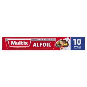 Multix Alfoil Traditional Strength 10m x 30 cm