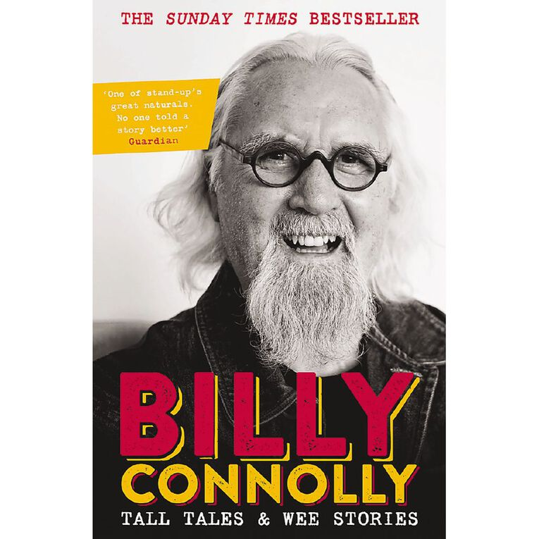 Tall Tales and Wee Stories by Billy Connolly, , hi-res