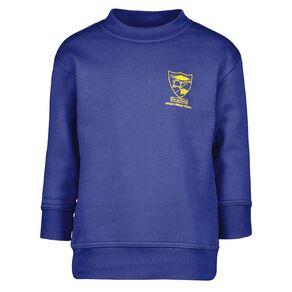 Schooltex Owhata Crew Sweatshirt with Transfer
