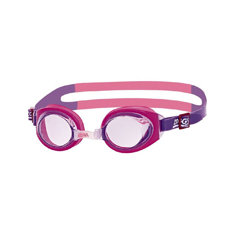 Zoggs Swimming Goggles Ripper Pink, , hi-res