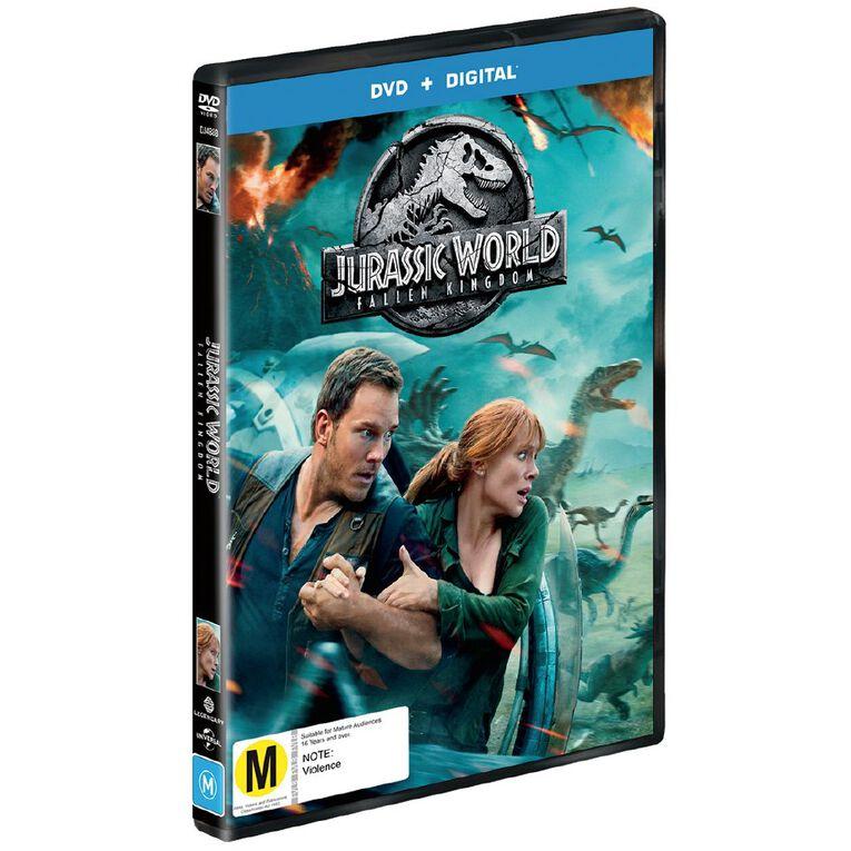 Jurassic World Fallen Kingdom DVD 1Disc, , hi-res