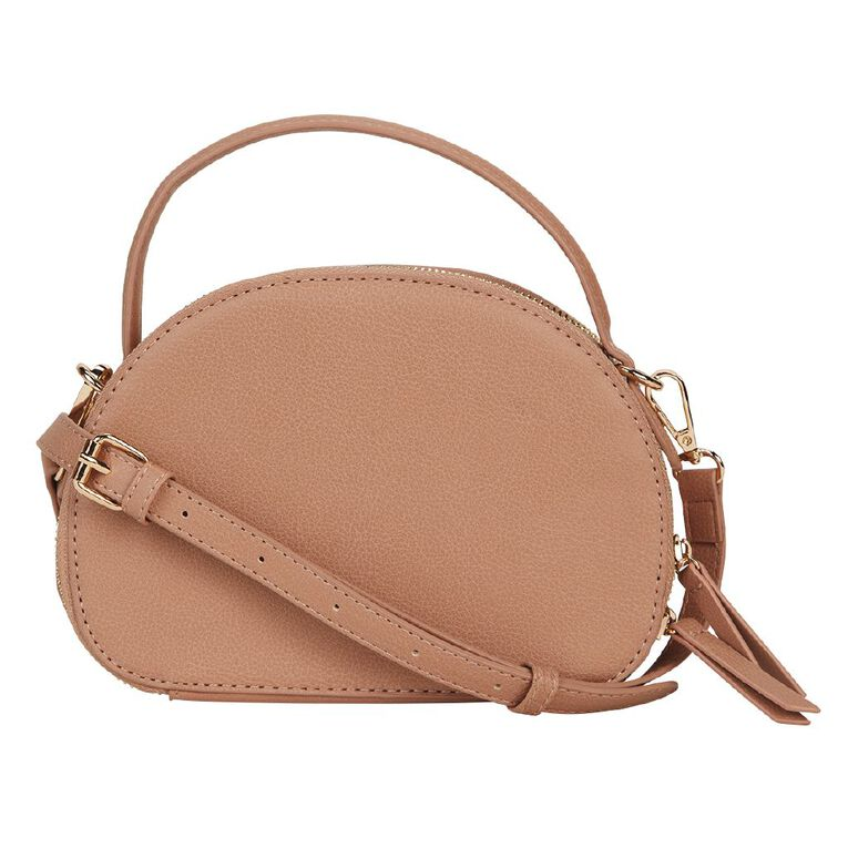 H&H Skyla Moon Xbody Handbag, Pink Light, hi-res