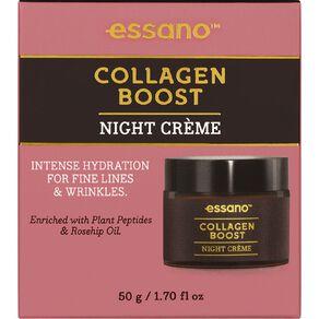 Essano Collagen Repair Night Creme 50g