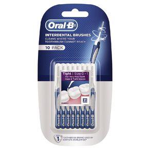Oral-B Interdental Brush 10 Pack