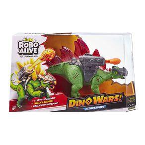Zuru Robo Alive Dino Wars Series 1 Stegasaurus Assorted