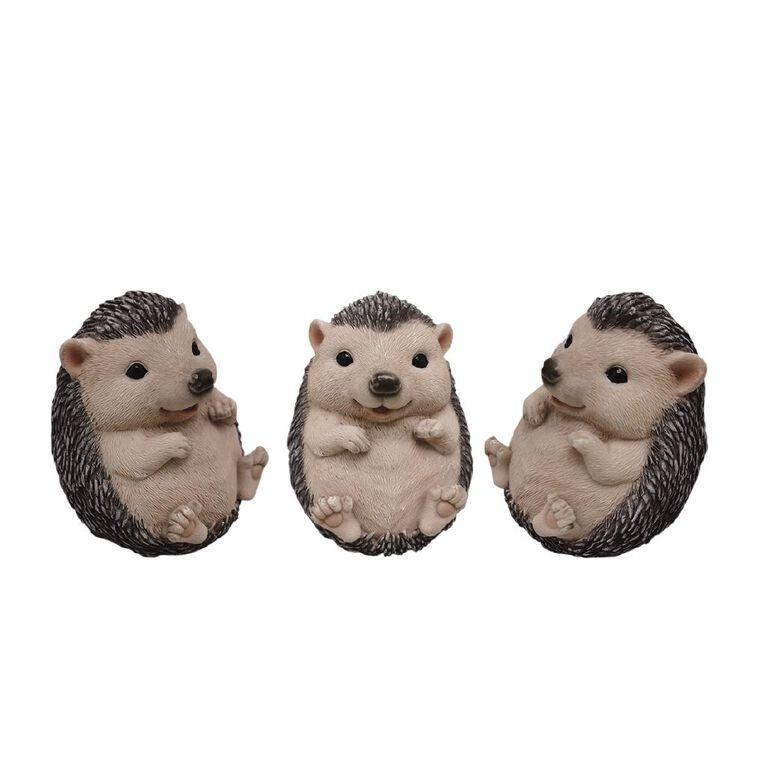 Kiwi Garden Polyresin Hedgehog, , hi-res