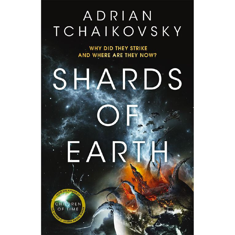 Shards of Earth by Adrian Tchaikovsky, , hi-res