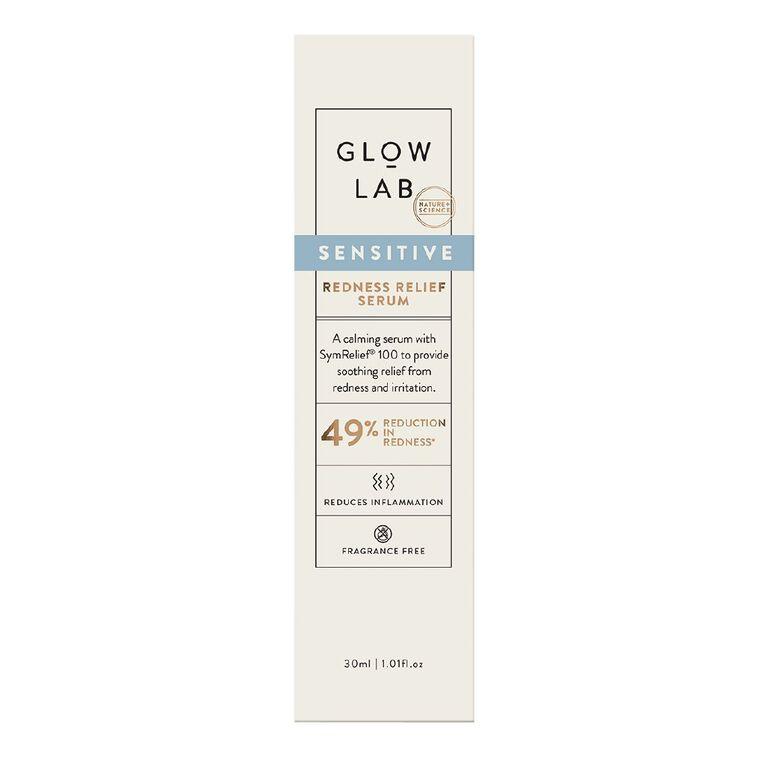 Glow Lab Sensitive Redness Relief Serum 30ml, , hi-res