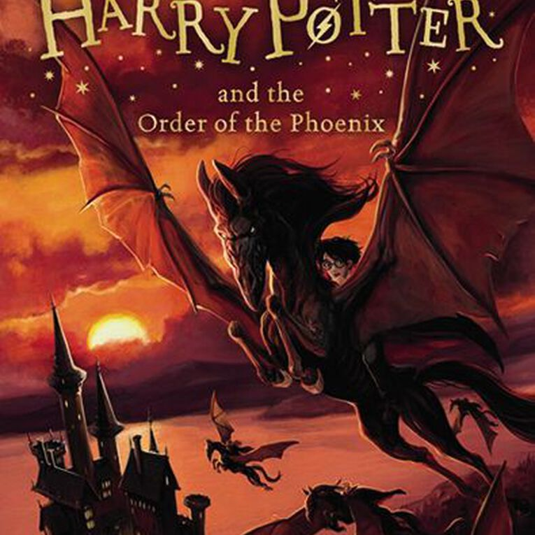 Harry Potter #5 The Order of the Phoenix by JK Rowling, , hi-res