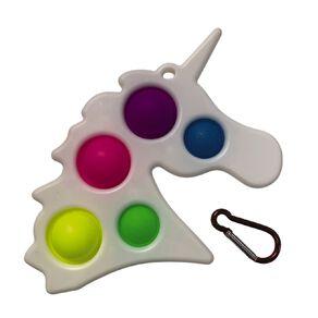 Fidget Pop-It Unicorn Poppa