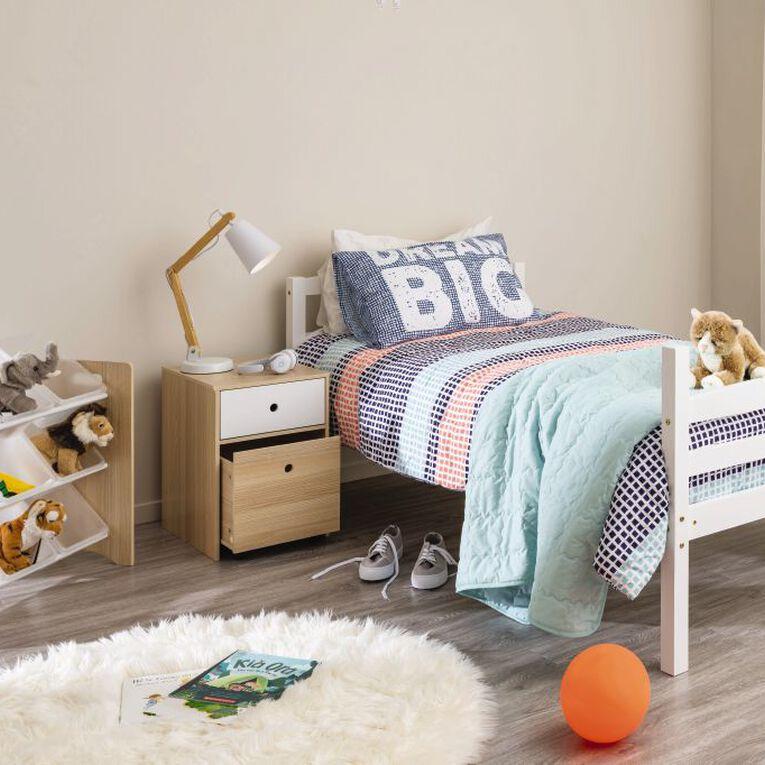 Living & Co Pandi Kids Organiser Shelf 3 Tier, , hi-res