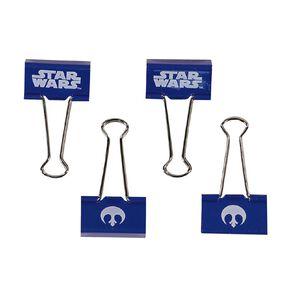 Star Wars Binder Clips 4 Pack