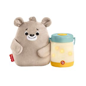 Fisher-Price Calming Cub & Firefly Soother