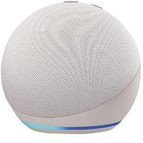 Amazon Echo Dot (4th Gen) Glacier white