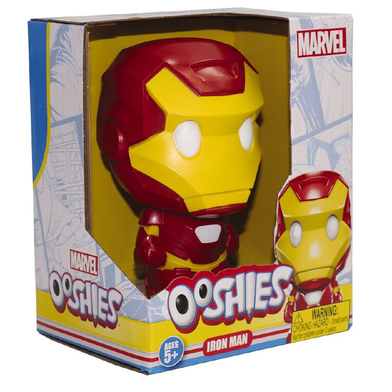 Marvel Ooshies 4 Inch Figures Series 1 Assorted, , hi-res