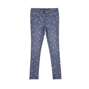 Young Original Girls' Printed Pull On Jeans