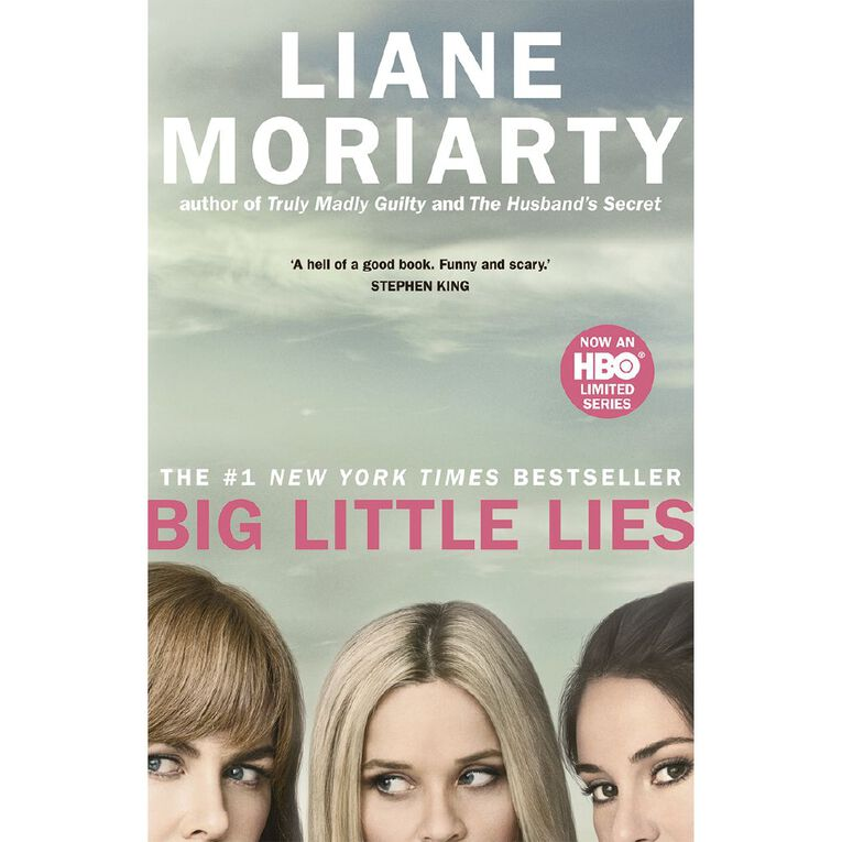 Big Little Lies TV Tie In by Liane Moriarty, , hi-res