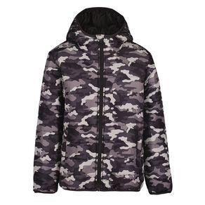 Young Original AOP Puffer Jacket