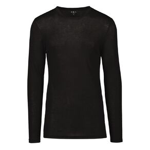 H&H Men's Polyester Viscose Long Sleeve Thermal