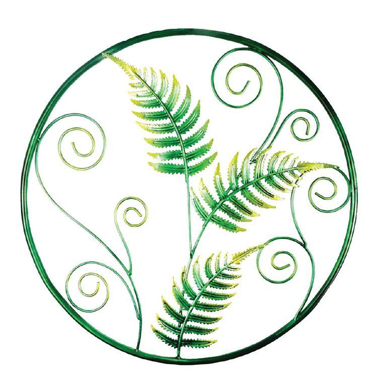 Kiwi Garden Fern And Koru Wall Art, , hi-res