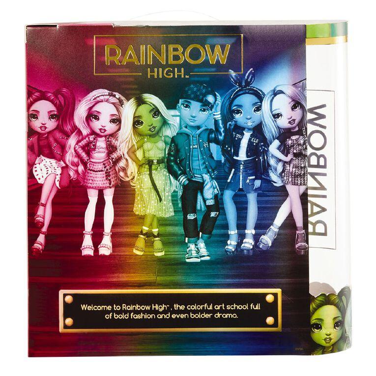 Rainbow High Fashion Doll Indigo, , hi-res