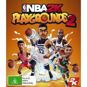 XboxOne NBA 2K Playgrounds 2