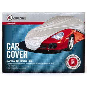 Autohaus Car Cover Medium