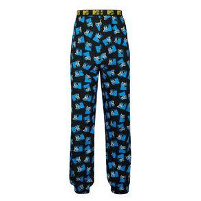 Nickelodeon MTV Men's Knit Pant Pyjamas