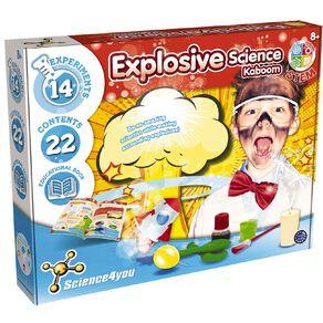 Science4u Explosive Science