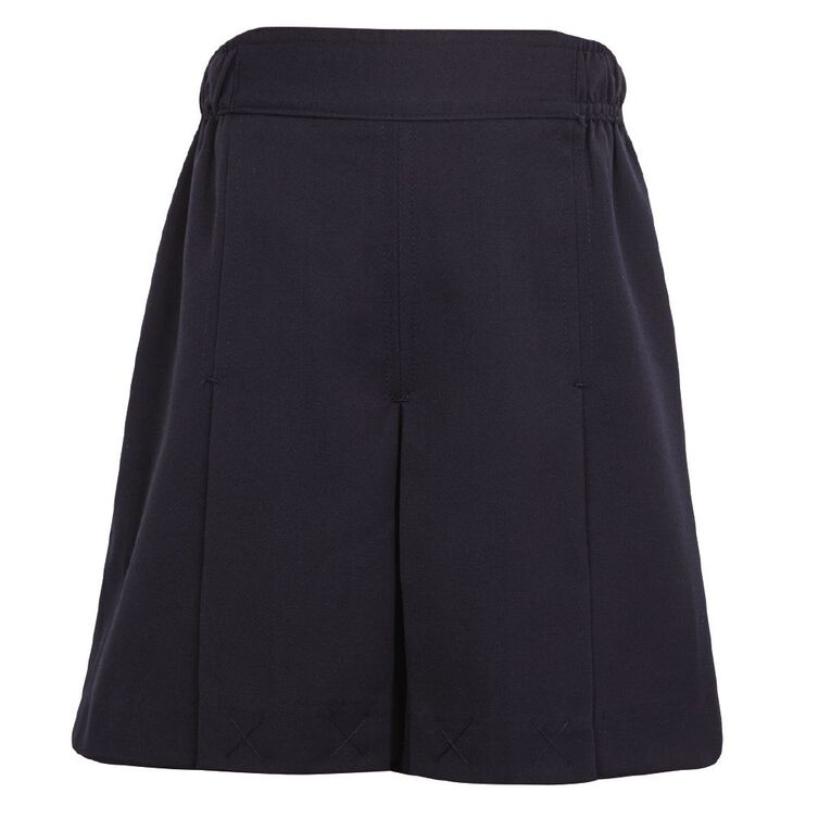 Schooltex Girls' School Skort, Navy, hi-res image number null
