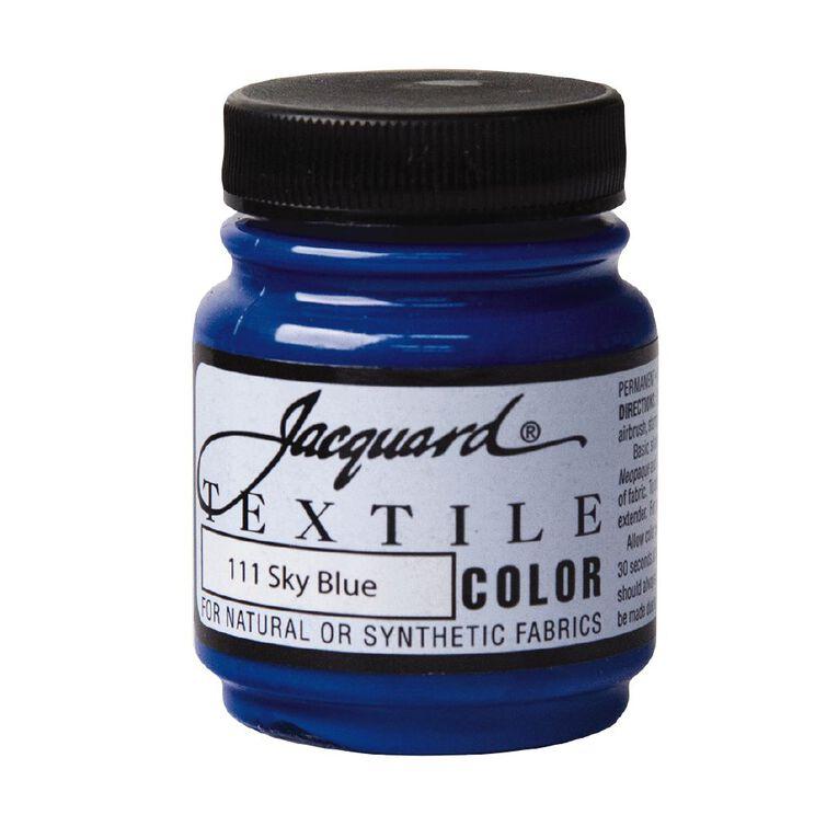 Jacquard Textile Colours 66.54ml Sky Blue, , hi-res