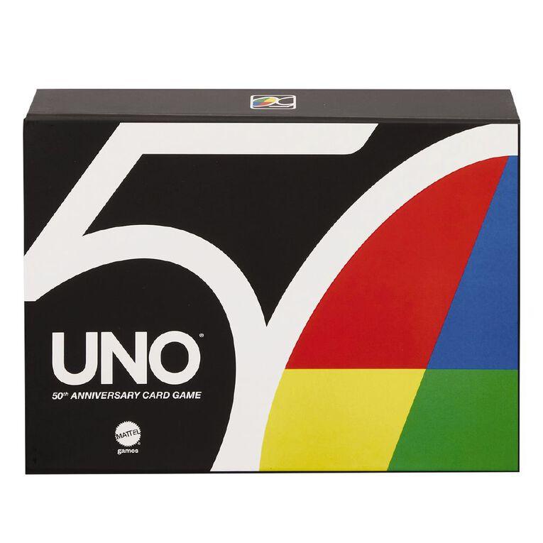 UNO 50th Premium Collector Edition, , hi-res