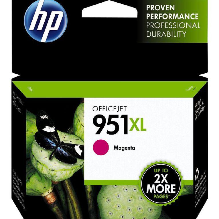 HP Ink 951XL Magenta (1500 Pages), , hi-res