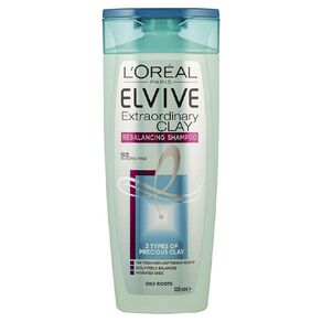 L'Oreal Paris Elvive Extraordinary Clay Shampoo 325ml