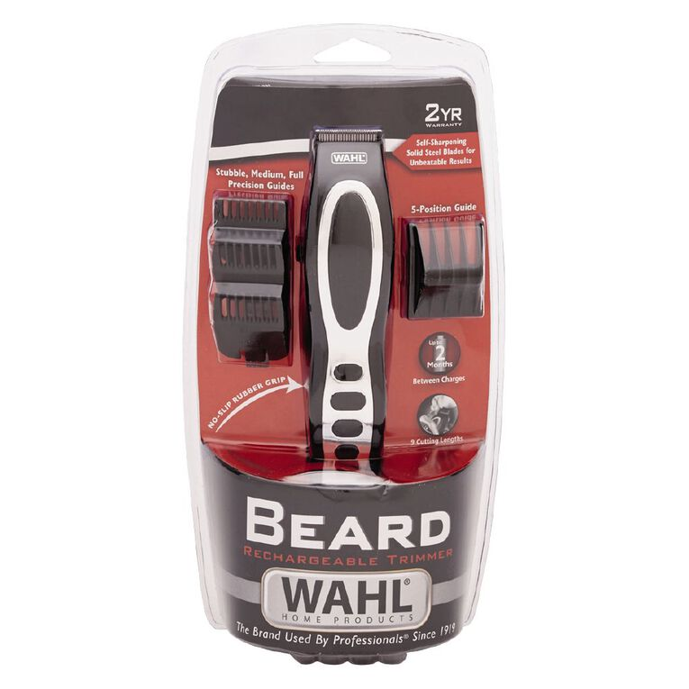 Wahl Rechargeable Beard Trimmer, , hi-res